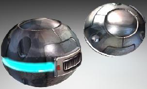 Terran Alliance Weaponry PlasmaGrenade