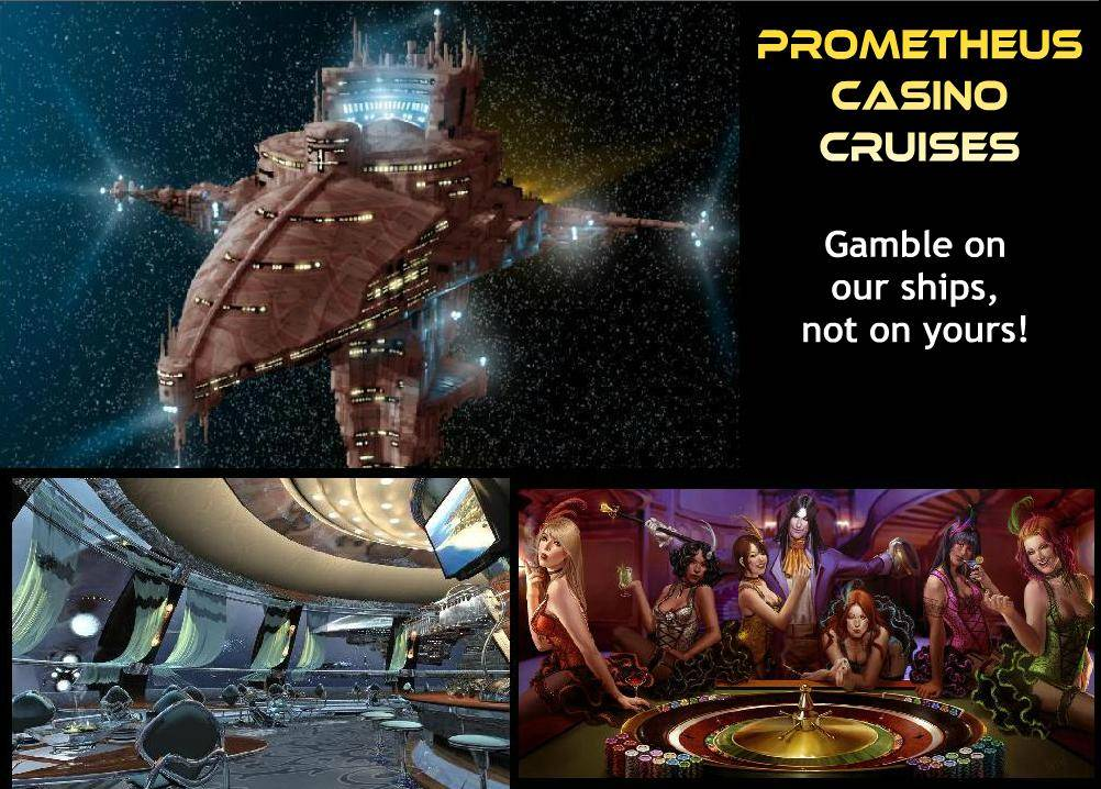 Milky Way Society PrometheusCasinsoCruises