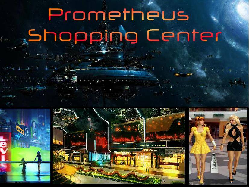 Milky Way Society PrometheusSpaceMall