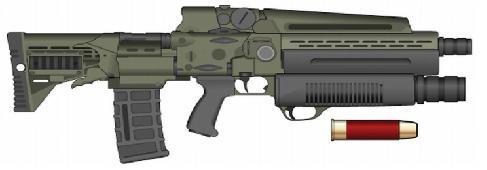 Terran Alliance Weaponry PulseRifle2