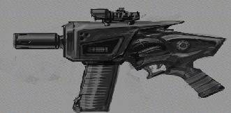 Terran Alliance Weaponry SP14