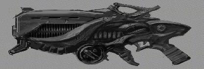Terran Alliance Weaponry SP16