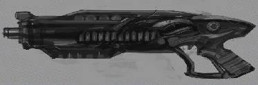 Terran Alliance Weaponry SP17