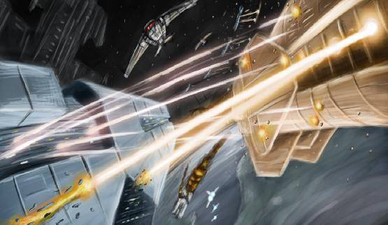 T.A.F. Armed Forces SpaceWar