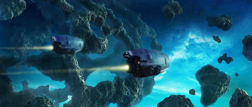 Human History Meteorbeltflight