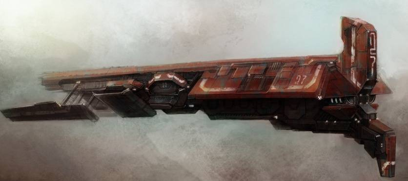 Legendary Pirate Ships Space12