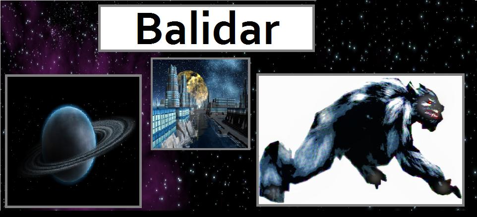 Balidar