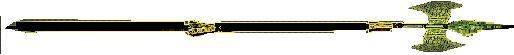 Terran Alliance Weaponry Spear