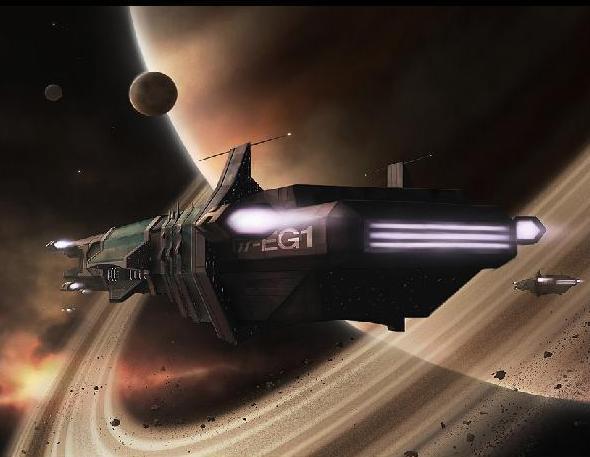 Terran Space Ships XXXEG1