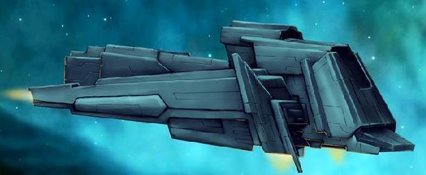 Terran Space Ships XXXboxship
