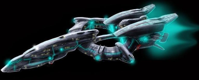 Terran Space Ships XXXbubbledship