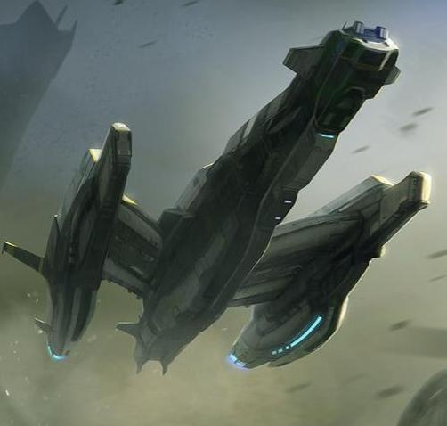 Terran Space Ships XXXmultidirectonalship