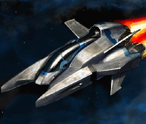 Terran Space Ships ZZIceHornet