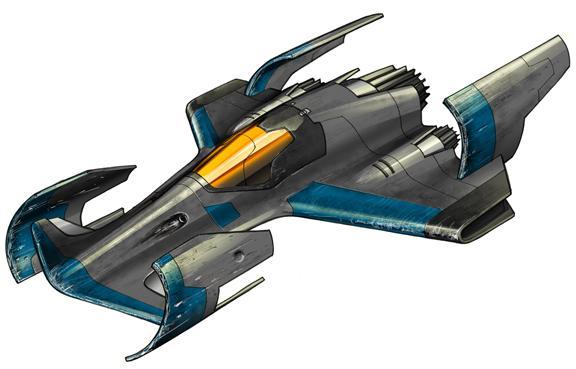 Terran Space Ships ZZShipfast