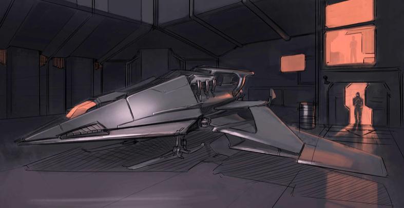 The Steel Witch Flightroom