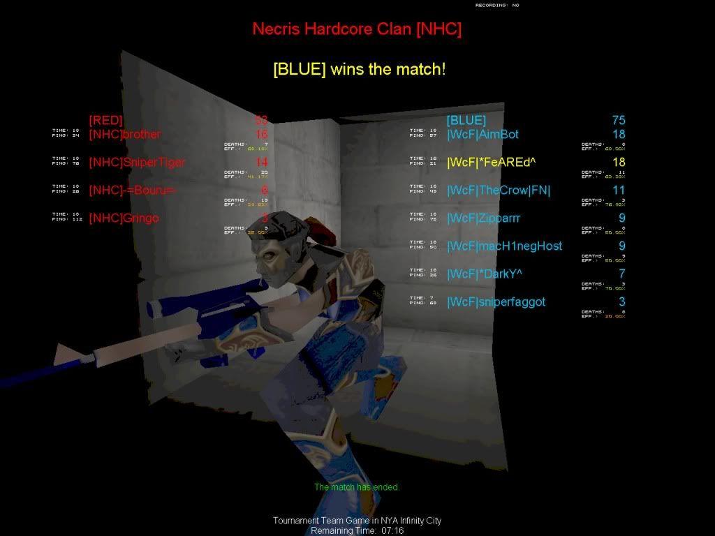 |WcF| 3 v 2 [NHC] 3 May Shot0109-1