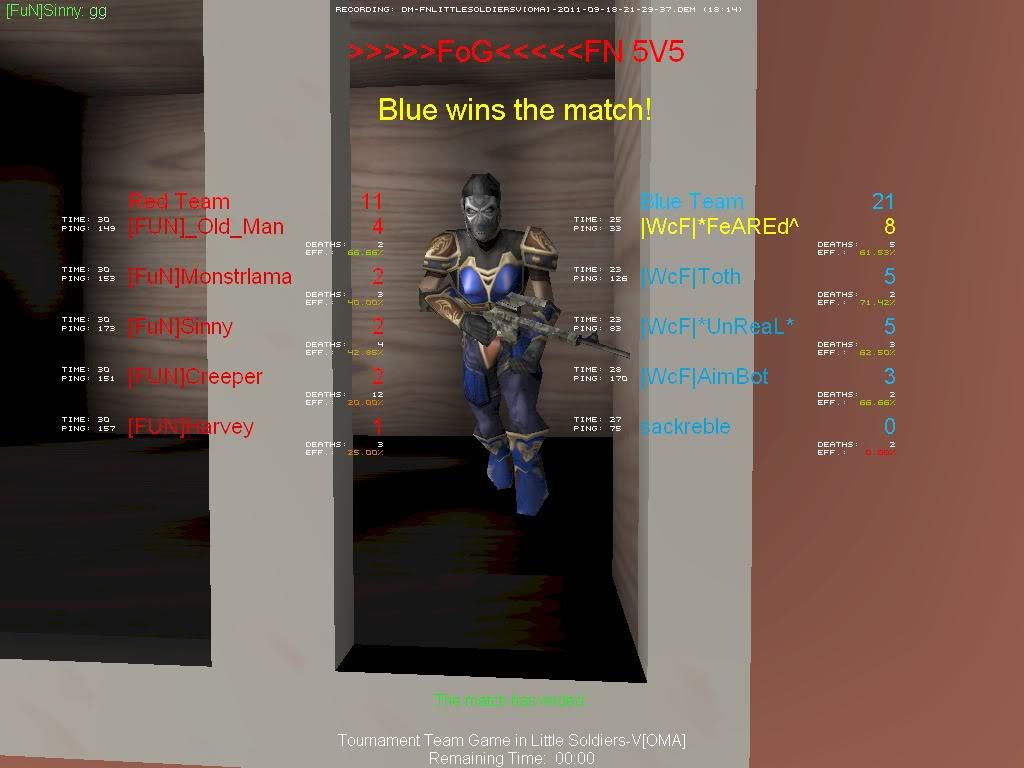  WcF  2 v 0 [FUN]   Shot0238