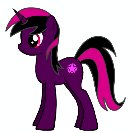 My Little Brony: Friendship is Awesome - Characters ShadowStar