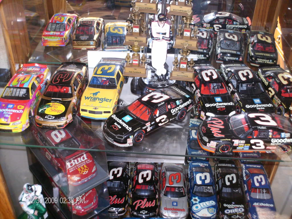 F/S NASCAR COLLECTIBLES _____RARE___VINTAGE ! HPIM0503