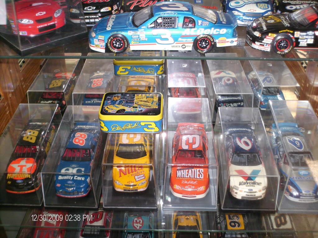 F/S NASCAR COLLECTIBLES _____RARE___VINTAGE ! HPIM0504