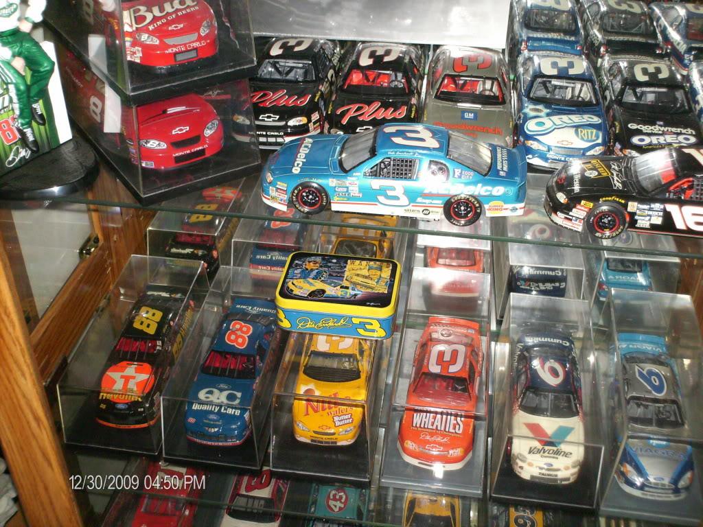 F/S NASCAR COLLECTIBLES _____RARE___VINTAGE ! HPIM0541