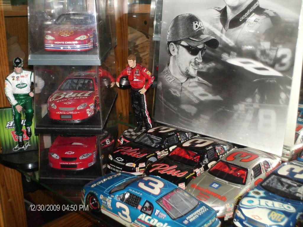 F/S NASCAR COLLECTIBLES _____RARE___VINTAGE ! HPIM0542