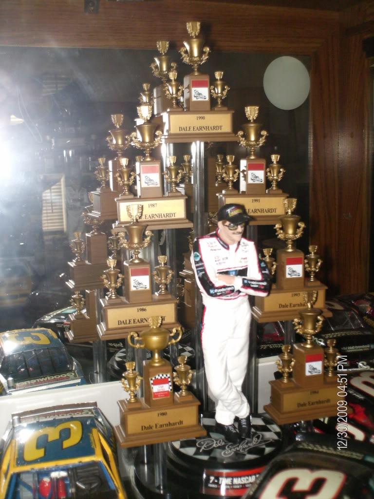 F/S NASCAR COLLECTIBLES _____RARE___VINTAGE ! HPIM0545
