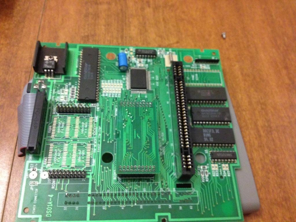Game Doctor SF III Repair IMG_0083