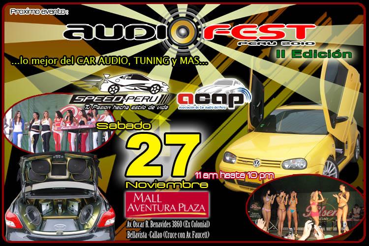 Próximo AudioFest 2010 Publicidadaviso-blacklow