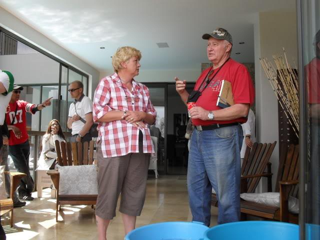 Gauteng Chapter Koi Safari - October SDC10425