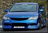 Honda Civic FD 2006-2012 Th_HondaCivicFDBomexfrontbumper