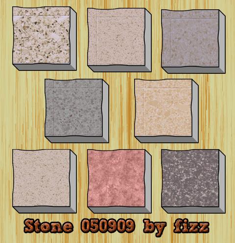 Texturas/Patterns Stone050909