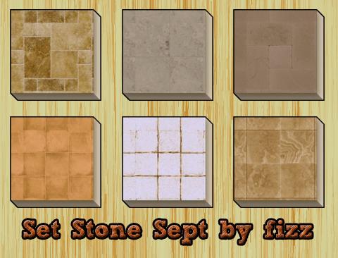 Texturas/Patterns Set_Stone-sept