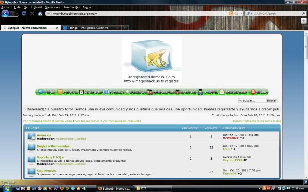 Problema con imagenes Screensho1