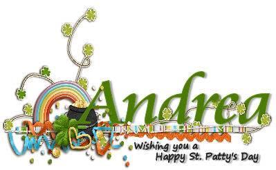 Andrea's Mailbox  Andrea
