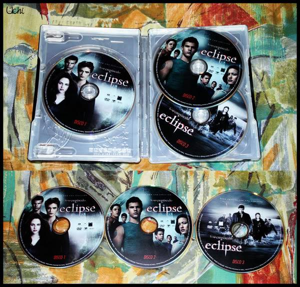 Eclipse DVD Metallic Set box and Freebies from Spain BDposter1
