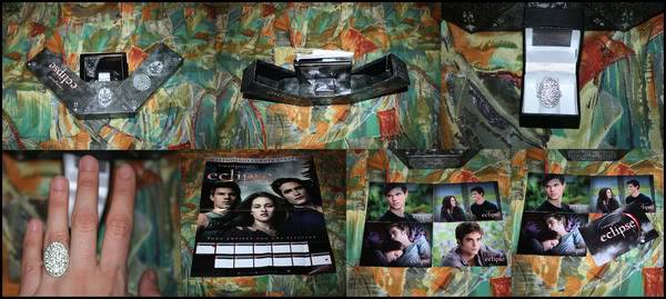 Eclipse DVD Metallic Set box and Freebies from Spain BDposter2