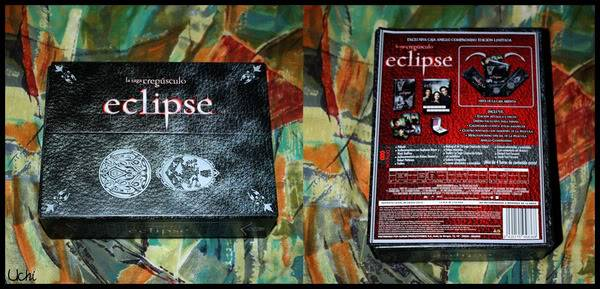 Eclipse DVD Metallic Set box and Freebies from Spain BDposter3