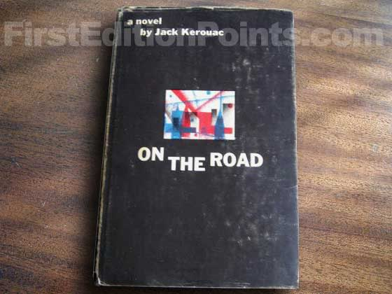 The First Edition of 'On the Road' OTRbook