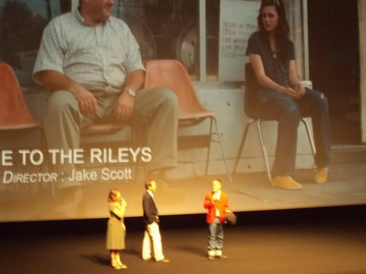 (Photo) Presentation of #WTTR at the Deuville Film Festival WTTR