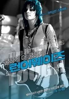 The Runaways International posters Runaways-poster-kristen-stewart