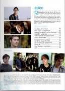 Rob,Kristen,Taylor & Eclipse in Star & One Magazine Scans (French) Scan1