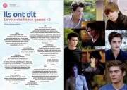 Rob,Kristen,Taylor & Eclipse in Star & One Magazine Scans (French) Scan3