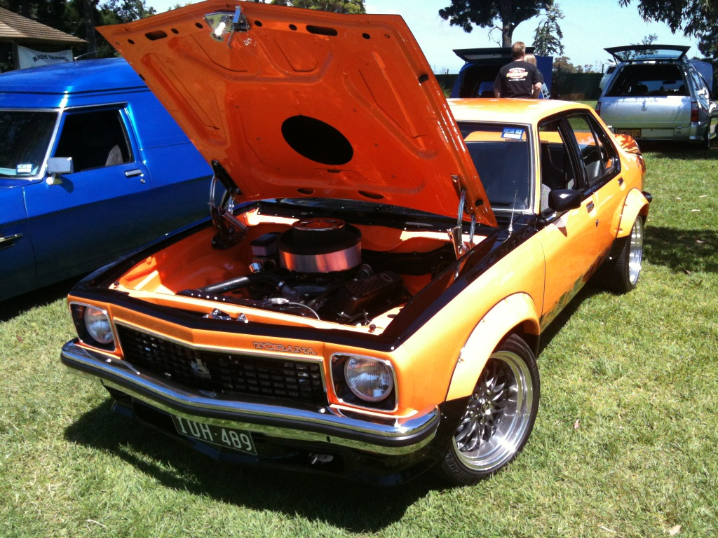 Victorian State Van Titles 2012 - In Pictures Torana