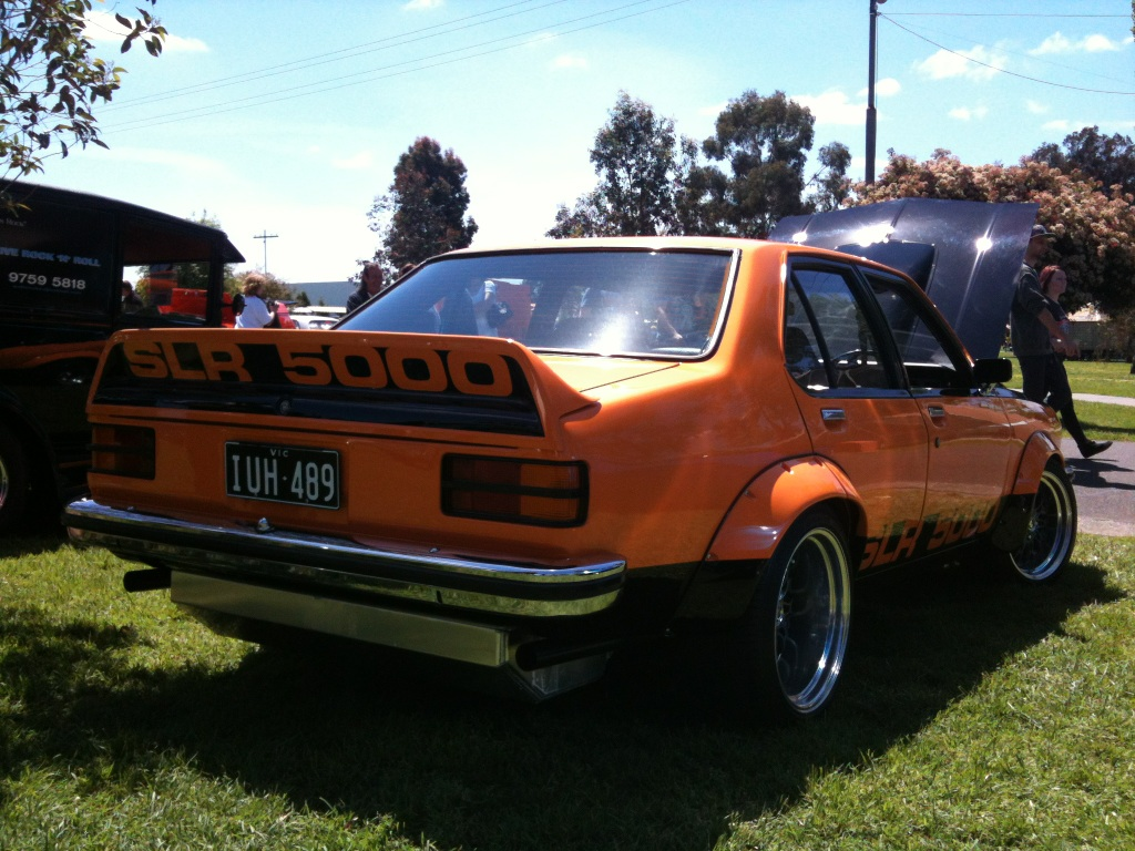 Victorian State Van Titles 2012 - In Pictures Torana2