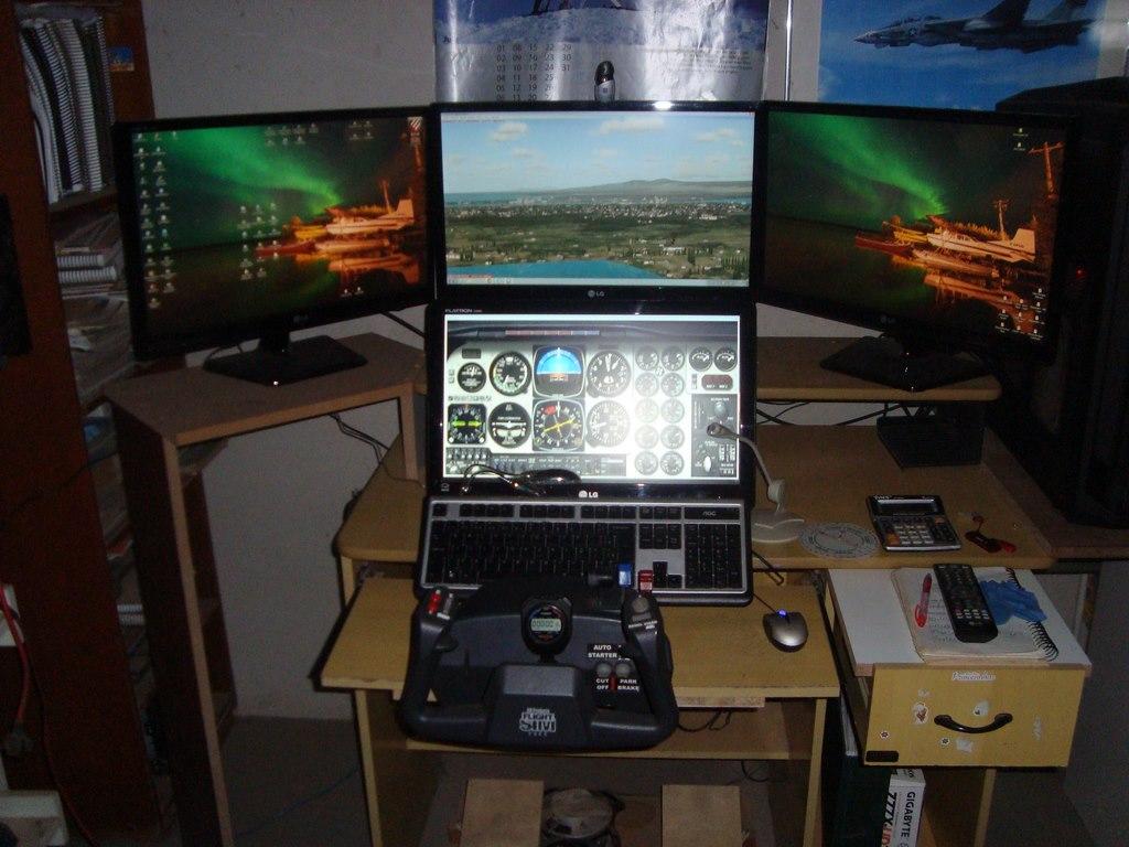 Configuração? Ou problema no PC. DSC05938