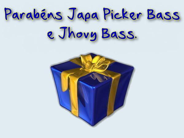 Parabéns Japa Picker Bass e Jhovi Bass !!! Imagem161
