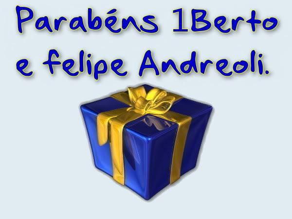 Parabéns 1berto e Felipe Andreoli !!! Imagem164