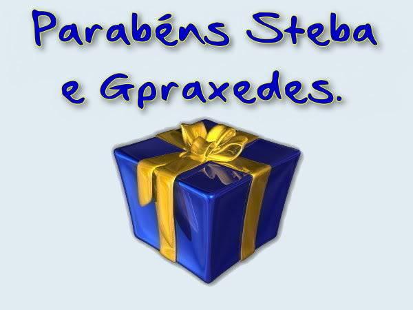 Parabéns Steba e Gpraxedes !!! Imagem165