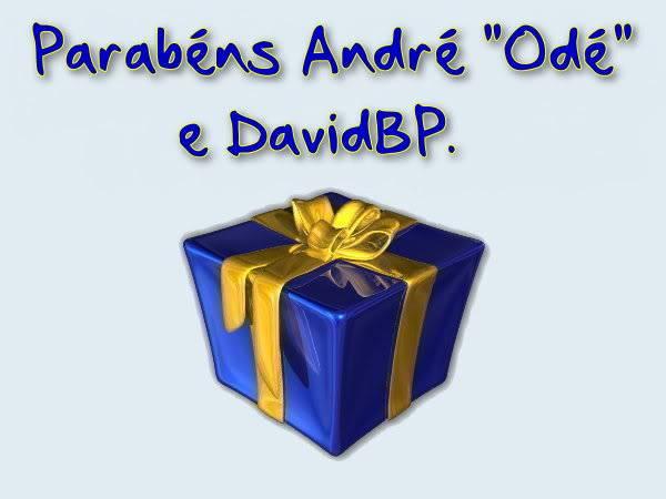 """Parabéns André """"Odé"""" e DavidBP !!! Imagem167"""